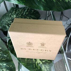 Burberry Empty Box